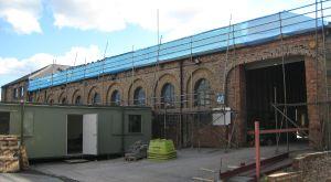 Rail Head Project