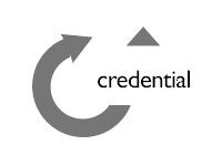 Credential_gray